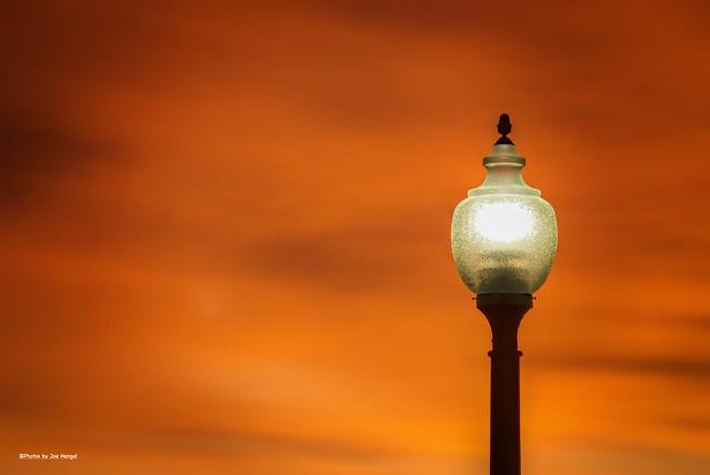 Shine a light....