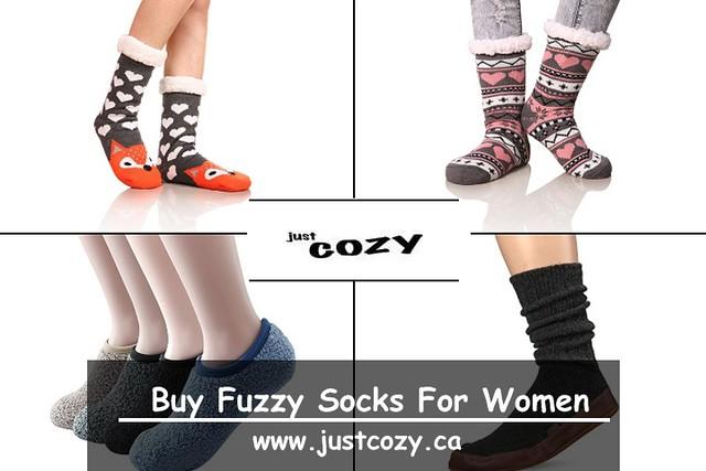 Buy Fuzzy Socks For Women