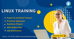 Flat 30% OFF in Linux Training in Electronic City Bangalore | eMexo Technologies | Call us +91 9513216462