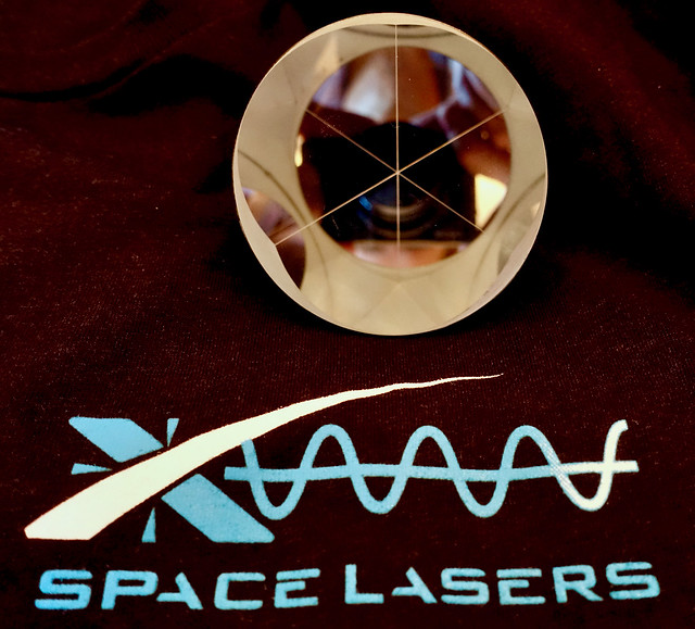 SpaceX  Space Lasers