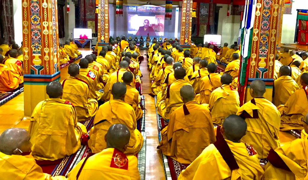 2021.02.26 Day 9: The Fifth Karmapa Deshin Shekpa and the Ming Emperor Yongle