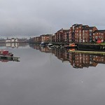 Preston Docks panorama