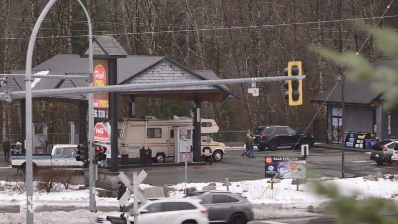 Squamish Valley Gas Bar