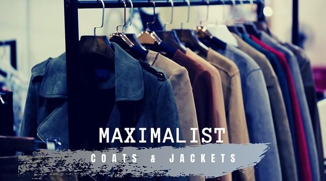 Maximalist Coats & Jackets Tanvii.com