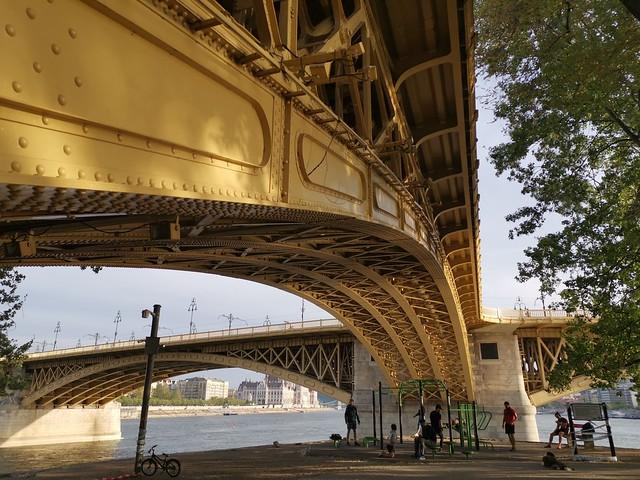 Margit híd or Margaret Bridge, Budapest [explored]