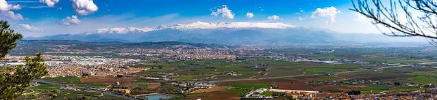 Granada.- Sierra Nevada