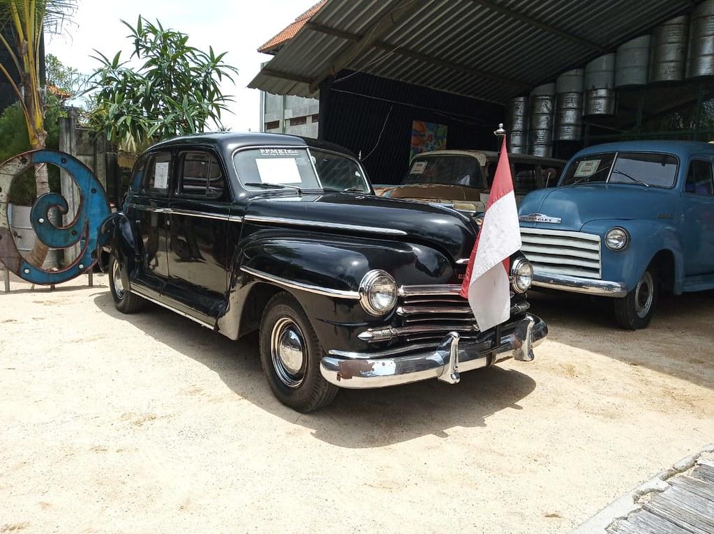 Kebon Vintage Car