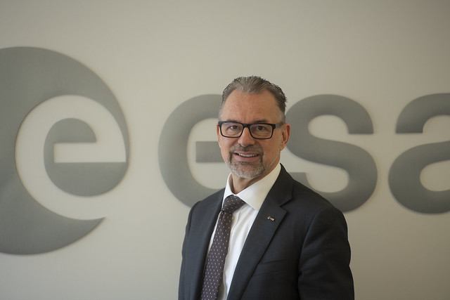 Josef Aschbacher is new ESA Director General
