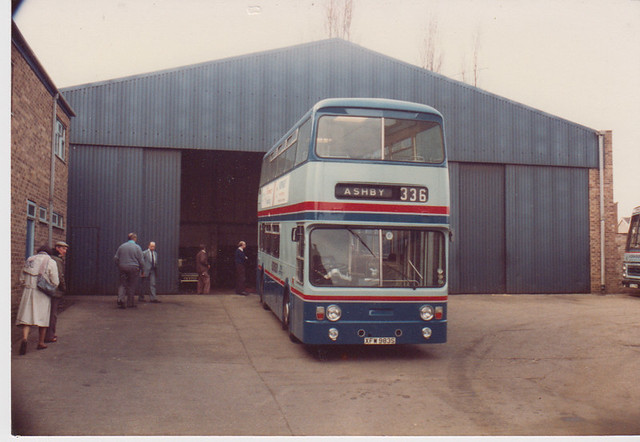 Hornsby Travel, Ashby
