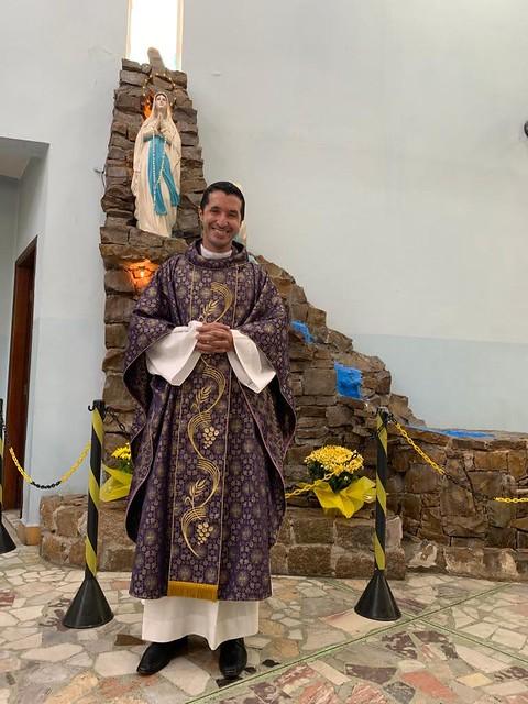 Festa N. Sra de Lourdes 2021- Itapegica