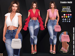 Hilly Haalan - Frankie Outfit