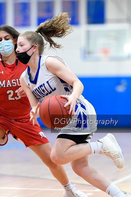 Bunnell vs. Masuk - High School Girls Basketball