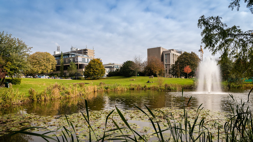 University of Bath campus