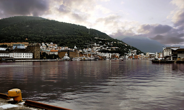 Bergen - Cityscape