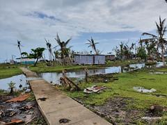 Consecuencias de huracanes ETA y IOTA en Nicaragua y Guatemala