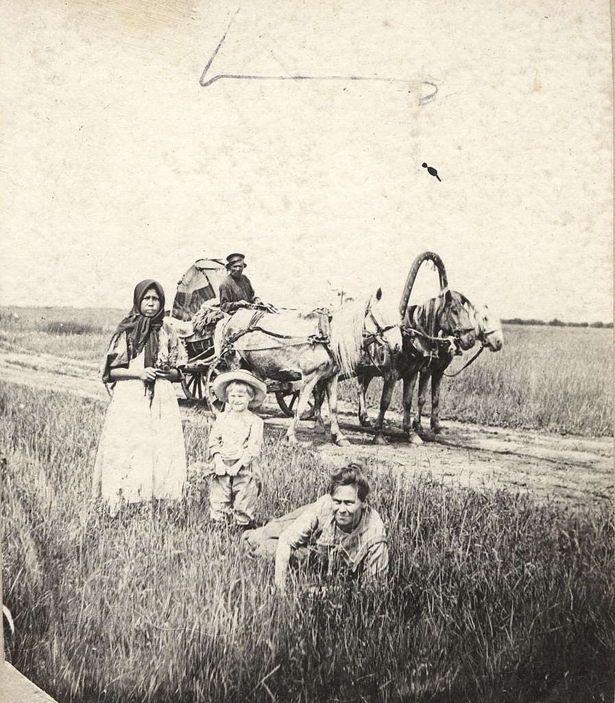 35. Окрестности города. Село Тамары.28 июня 1911