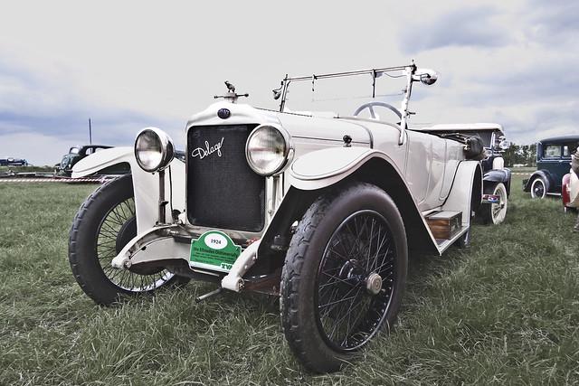 Delage DI Tourer 1924 (7758)
