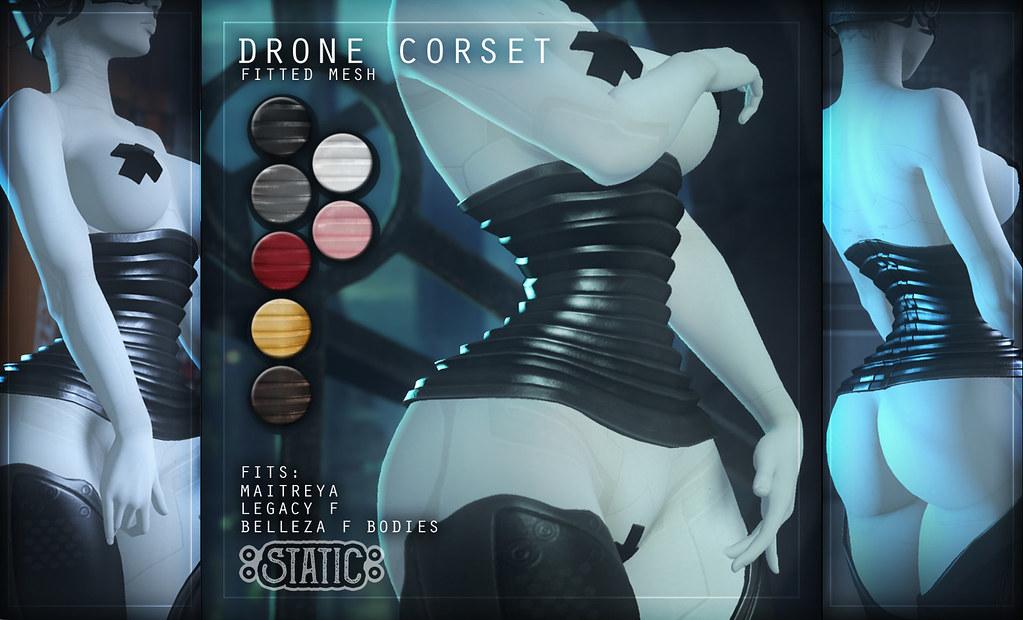 Drone Corset