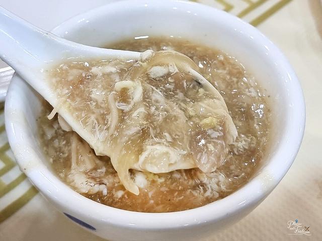 wong sifu fish snout soup