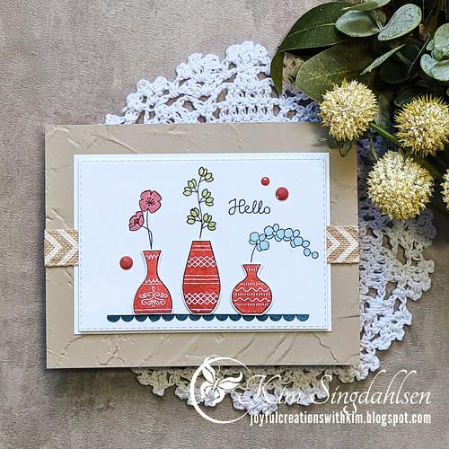 03.05.21 Varied Vases