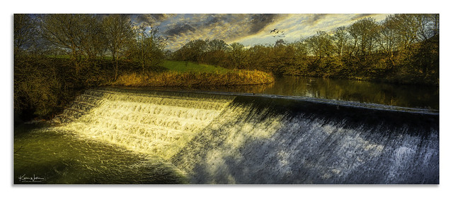 The Weir  on Explore! ⭐ March 2, 2021