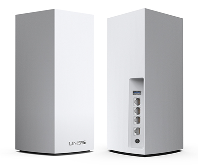 The new Linksys Velop MX4200 WiFi 6 Mesh Router (AKA StarHub Smart WiFi Pro).