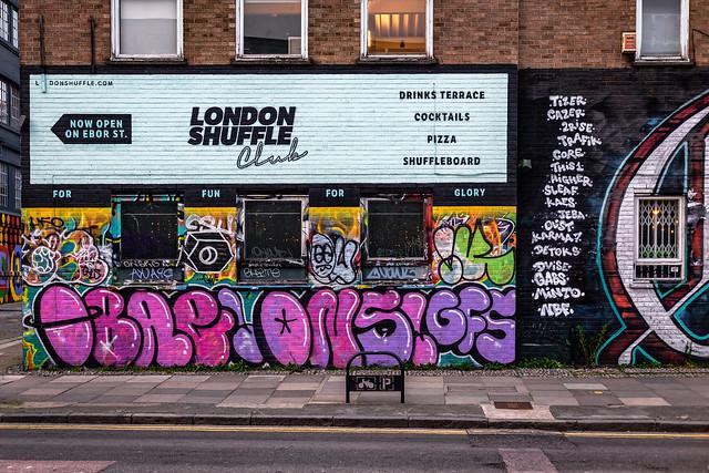 The London Shuffle Club...