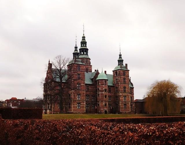 Renaissance castle - Rosenborg Slot - Copenhagen