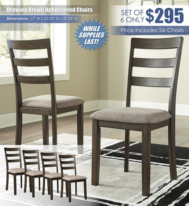 Drewing Brown Upholstered Chairs_While Supplies Last_D358-01(2)