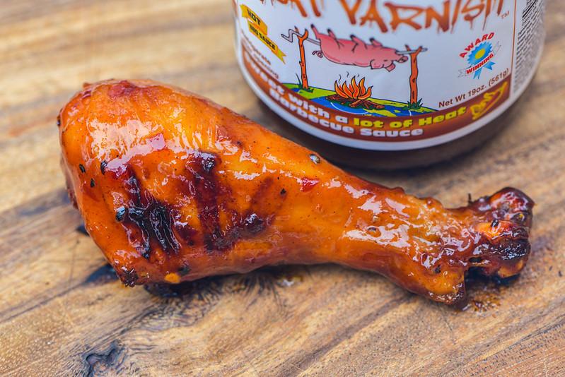 Lem's Meat Varnish Hot