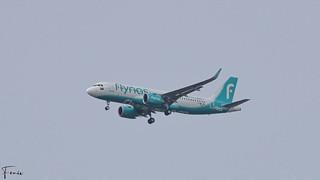 Flynas Airbus A320neo (F-WWBQ HZ-NS35 MSN10431) (02/03/2021)