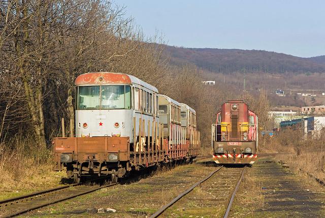 Trojča na výlete II. | 742.363 + EMU 89.0003 | Bratislava-Predmestie (Kórea)