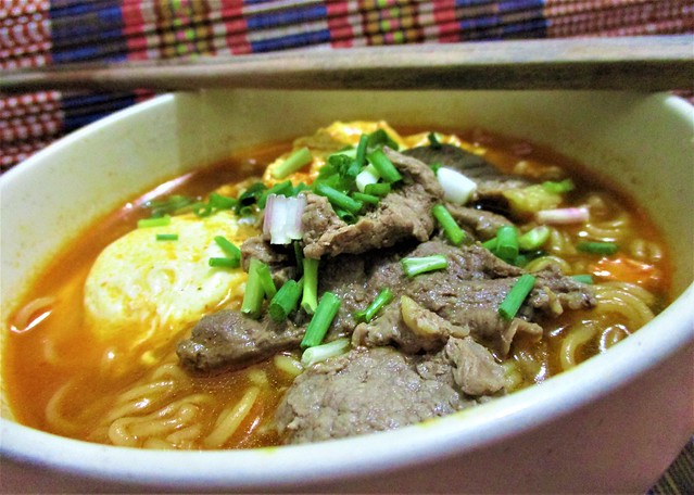 Koreno Korean beef noodles