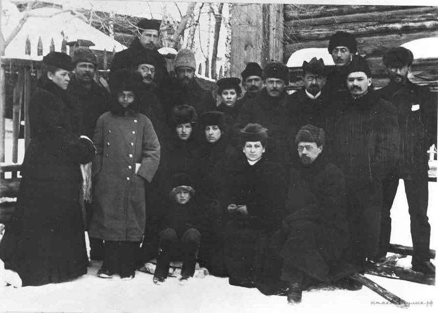 11. Самарово. Политссыльные в селе