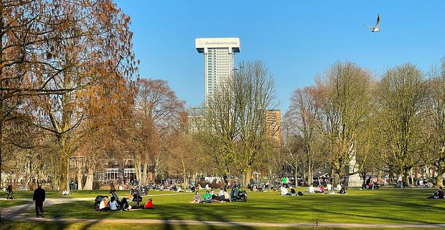 Rotterdam - Het Park
