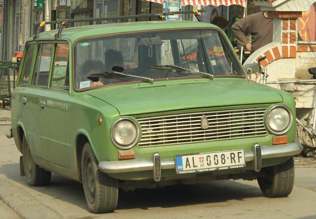 1978 Lada 2102