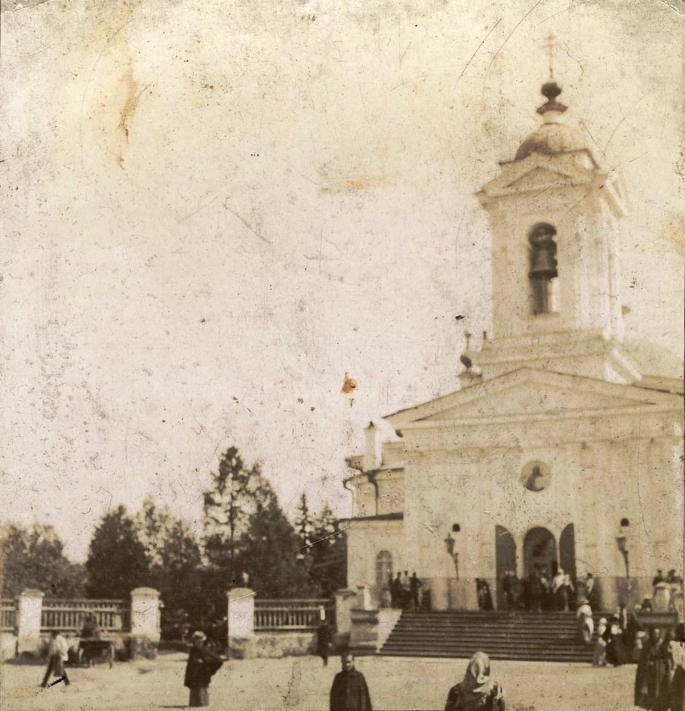 26. Иерусалимская гора. Входо-Иерусалимская церковь.