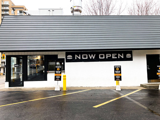 Restaurant Review: New Burger Priest in Waterloo, ON