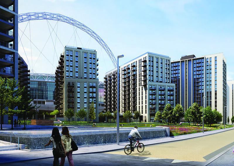 Wembley Key Worker Housing