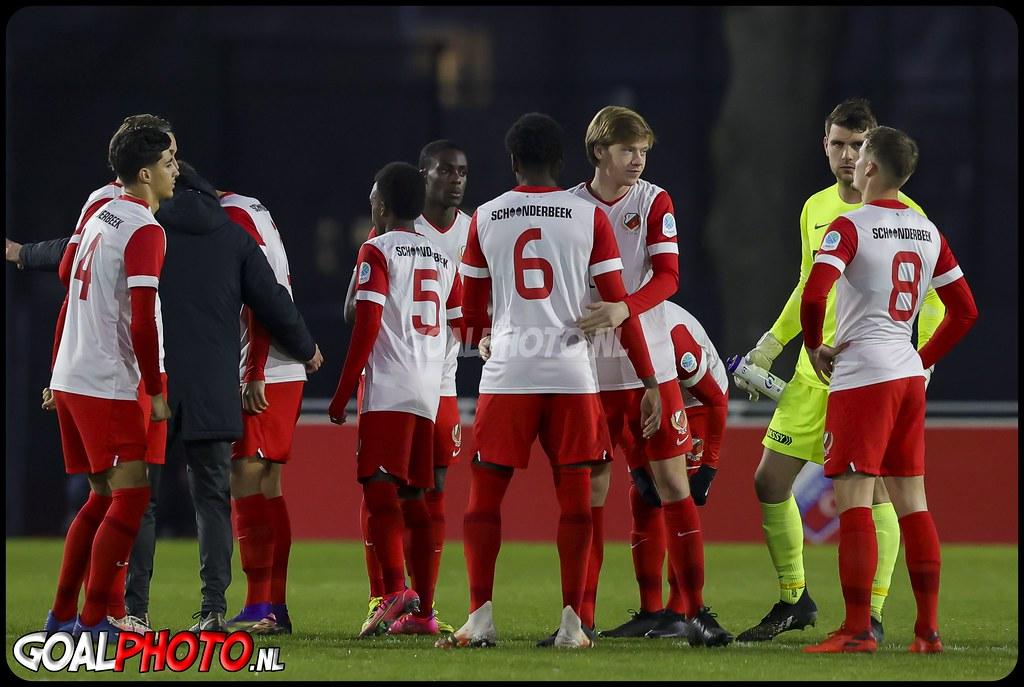 Jong FC Utrecht - FC Dordrecht 02-03-2021