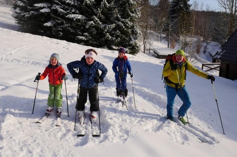 Michal Bulička o vzniku webu Skitour.Guru