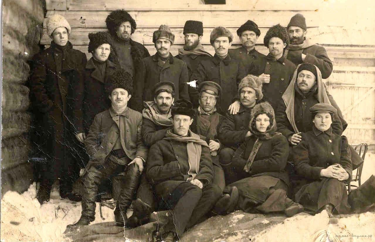 10. Самарово. Первая партия политссыльных 1906
