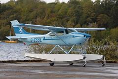 G-ESSL Cessna 182R - Euro Seaplane Services