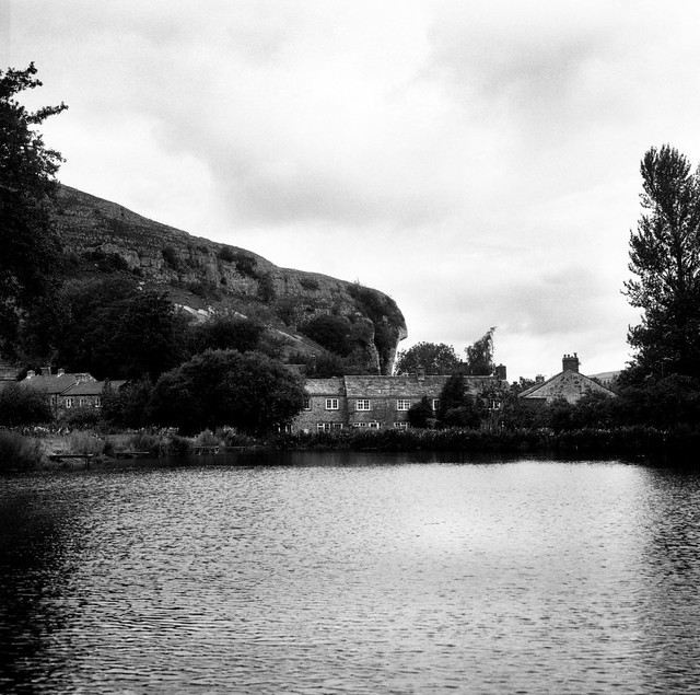 Kilnsey as seen by the SWC