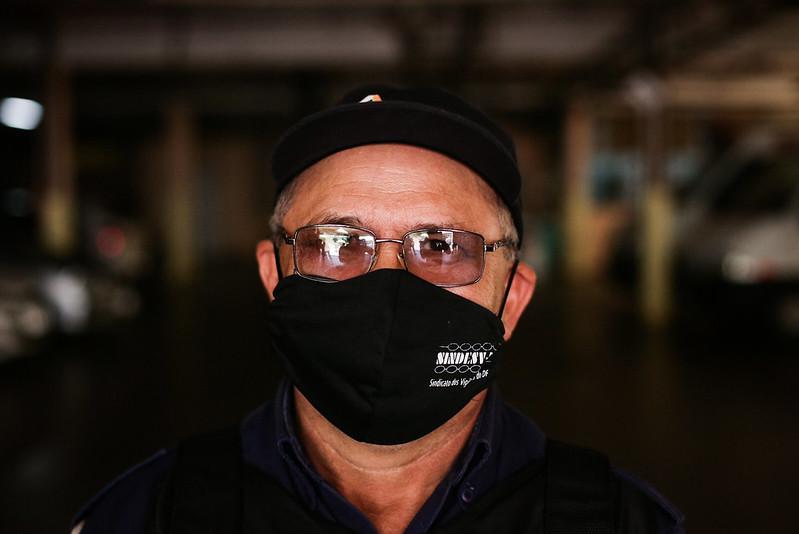 Vigilantes têm papel fundamental na linha de frente do combate ao coronavírus