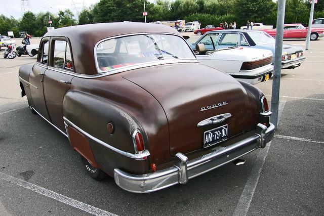 Dodge Coronet Sedan 1950 (4660)