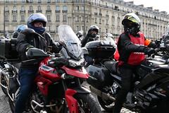 Manifestation de la FFMC/Samedi 20 février 2021/Paris