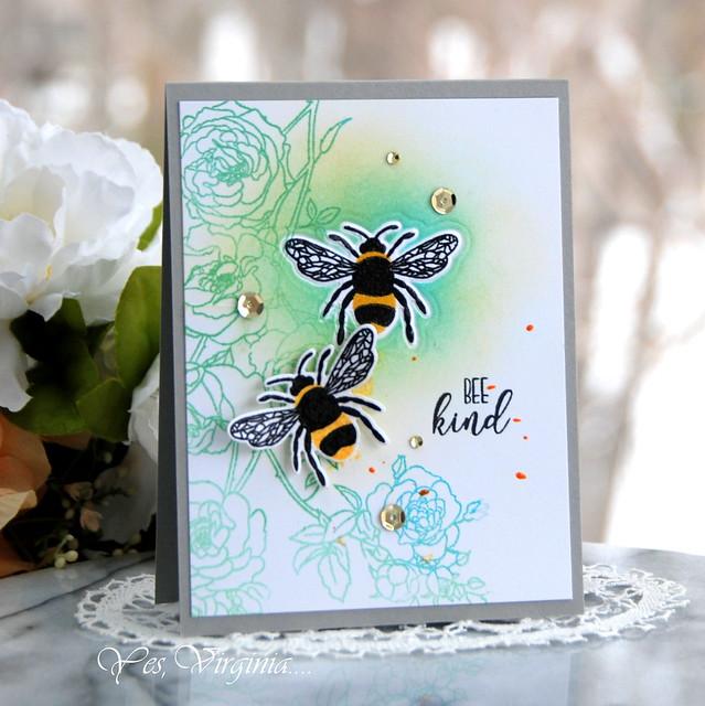 Bee kind -001