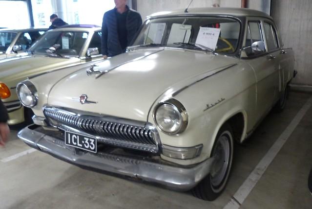 Wolga M-21 1966 white vl