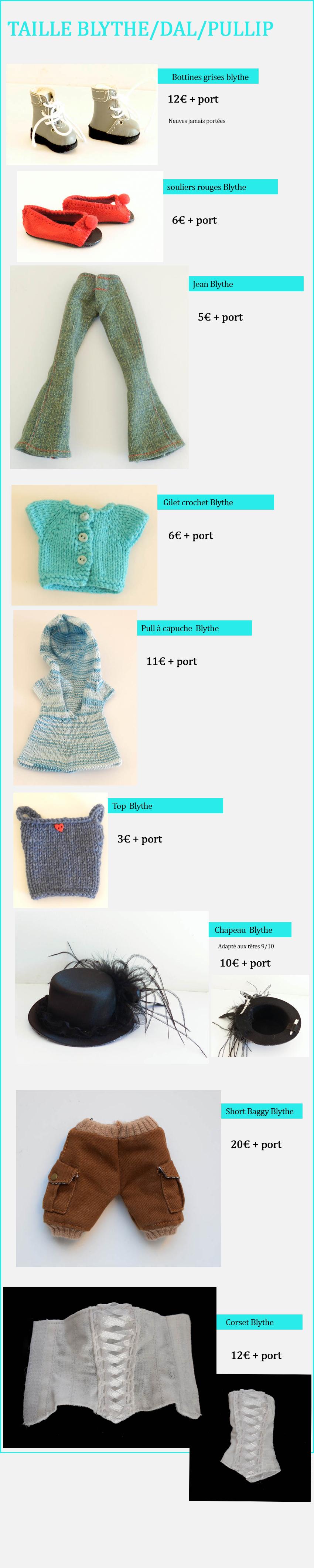 [vends] : News !! Vêtements&chaussures de pullip à 60cm 50997318741_0d5c9068b0_o